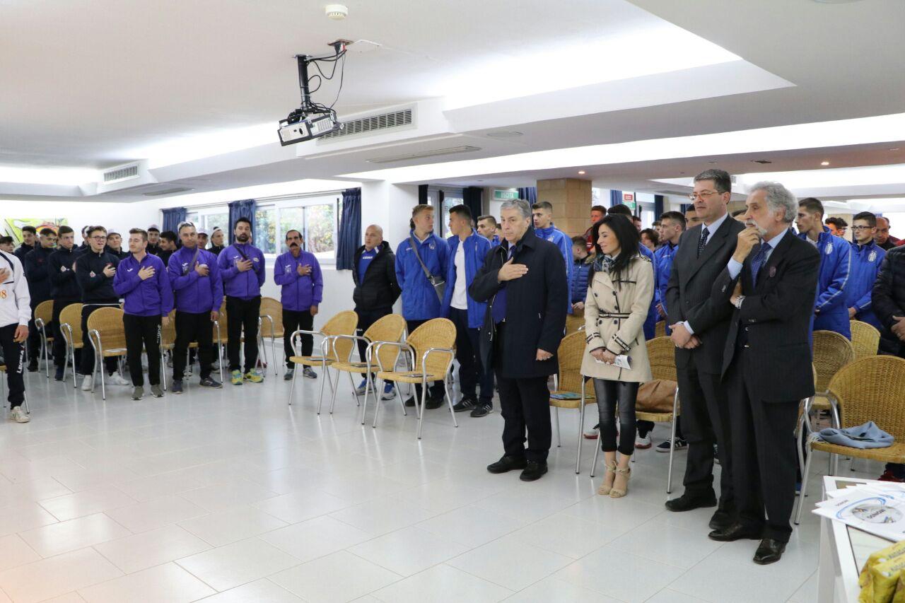 via-al-trofeo-caroli-hotels-under-17-con-la-cerimonia-di-inaugurazione
